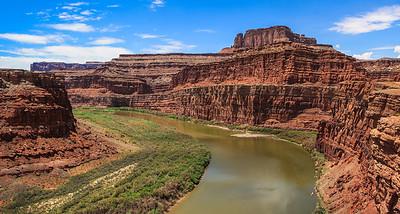 Colorado River near the Shafer Trail