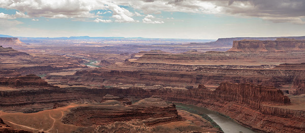 Dead Horse Point State Park & Colorado River