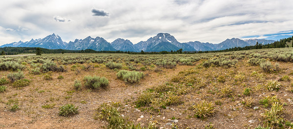 Teton Range, Grand Teton National Park