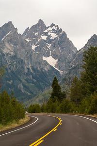 Teton Range Cathedral Group, Grand Teton National Park