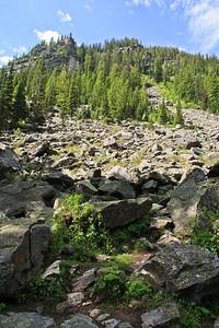 Inspiration Point Trail, Grand Teton National Park