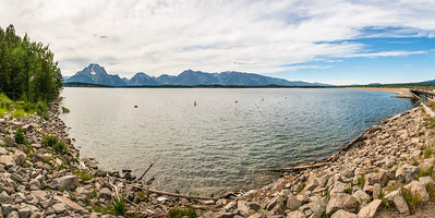 Jackson Lake & Teton Range, Grand Teton National Park