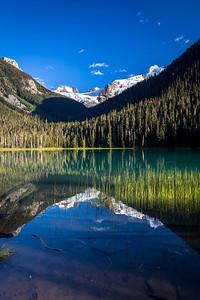 Lower Joffre Lake, Joffre Lakes Provincial Park, British Columbia