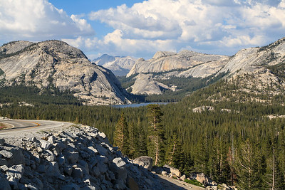 From Olmsted Point, Yosemite National Park