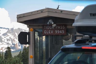 Tioga Pass, Yosemite National Park
