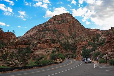 Zion-Mount Carmel Highway, Zion National Park
