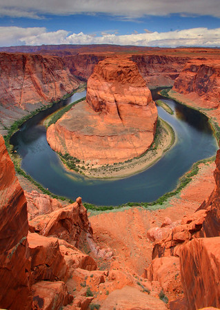 Grand Canyon and Horseshoe Bend Arizona