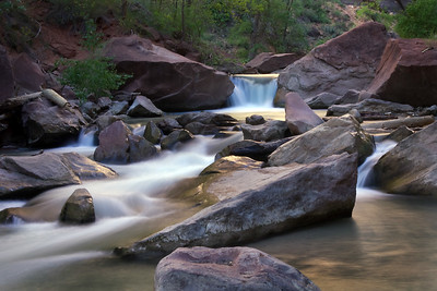 Zion National Park -Riverside Walk