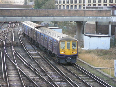319459 with a truncated Thameslink service