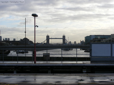 A Panorama of London from Cannon Street