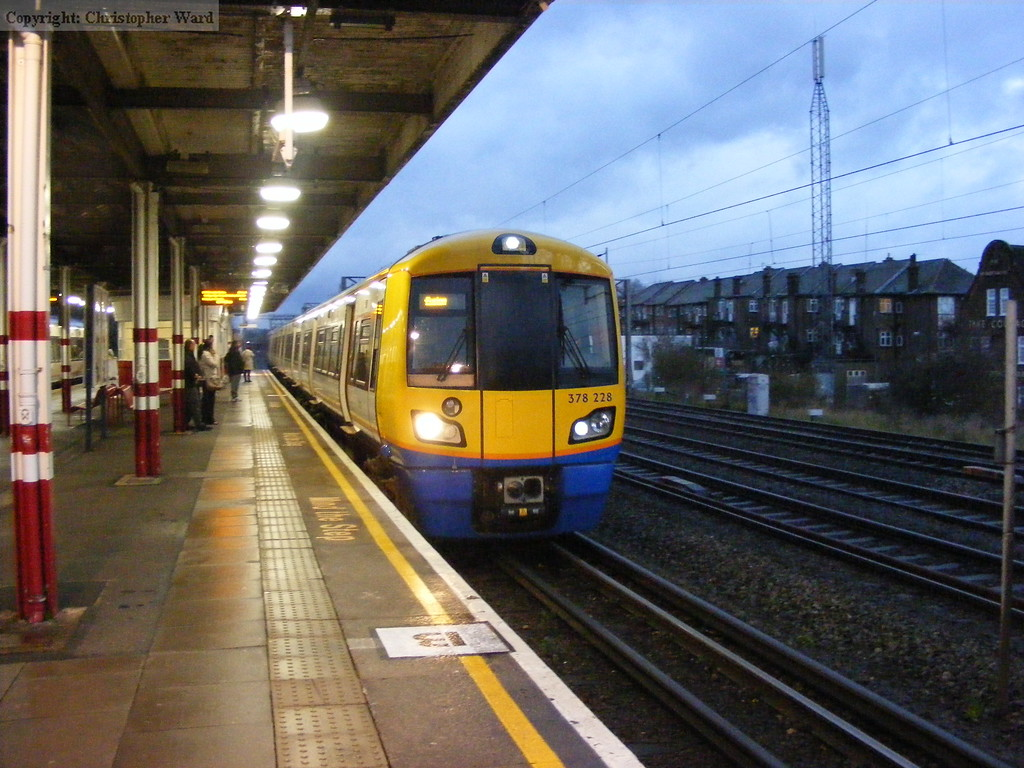 378228 with the corresponding service to London Euston