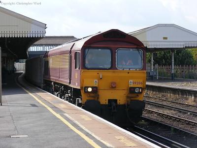 59206 at Clapham