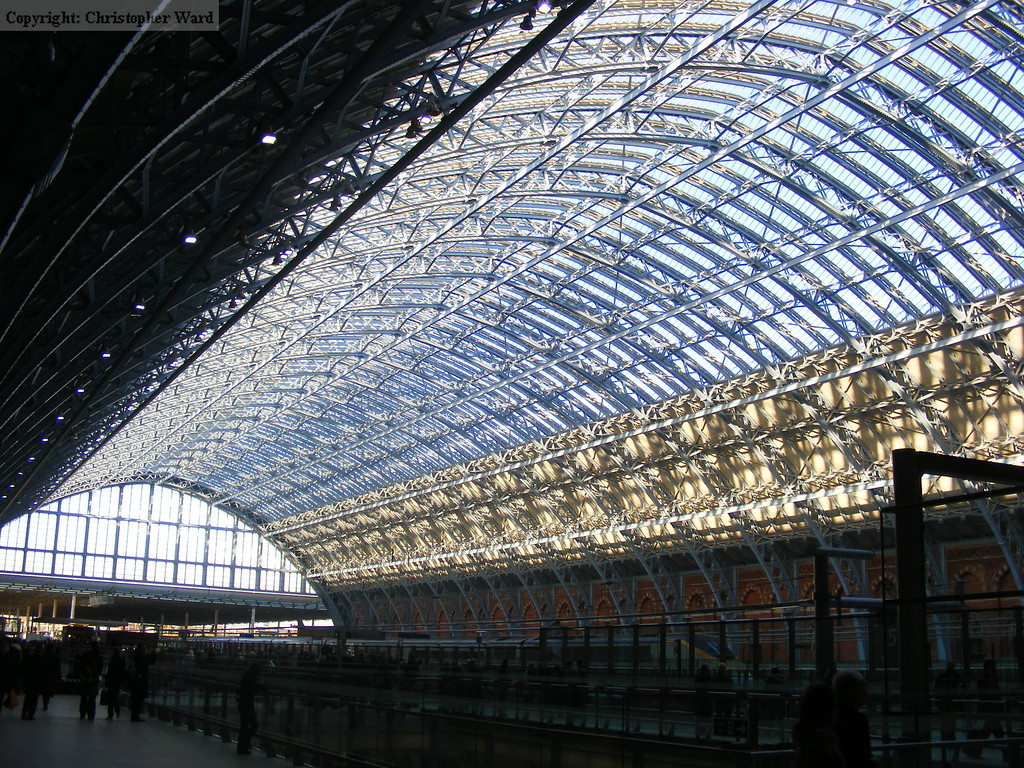 The overall roof