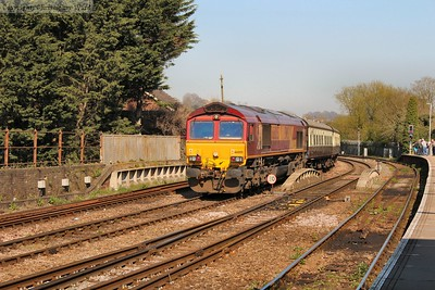 66005 on the rear
