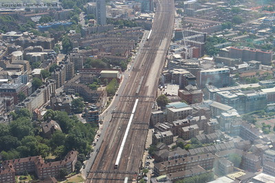 Networkers and a 319 snake away and toward London Bridge
