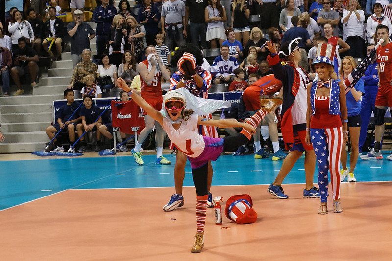 Volley Girl