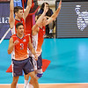 Taylor Sander, Matt Anderson, David Lee