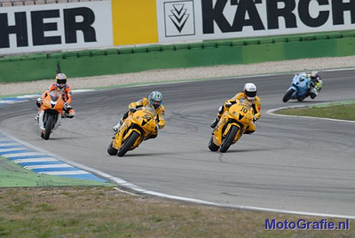 ONK races Hockenheim - 5 april 2008
