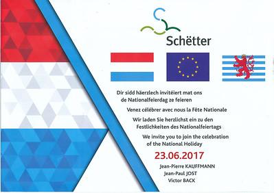 Nationalfeierdag 2017