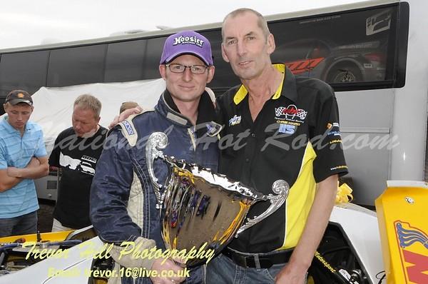 2011 National Hot Rod National Championship weekend - Trevor Hill