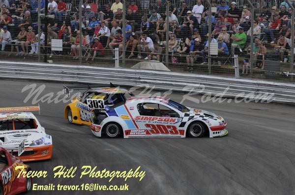 2011 National Hot Rod Spedeweekend - Trevor Hill