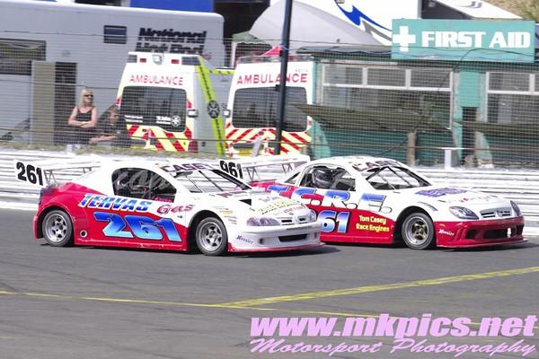 2011 National championship - Saturday Qualifying - Martin Kingston