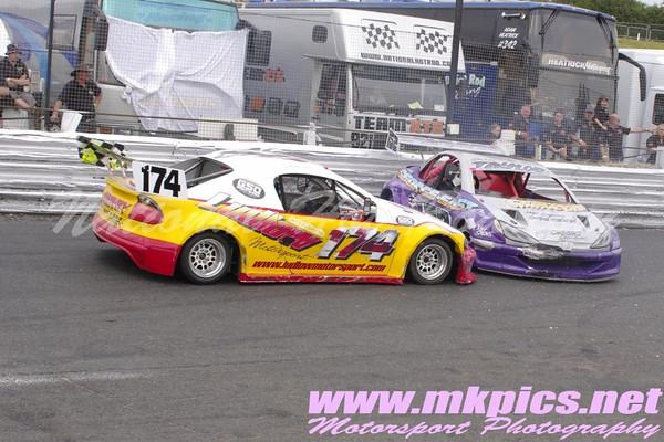2011 National championship - Grand National - Martin kingston