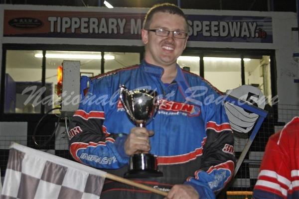 2011 European Championship - Brian Lammey