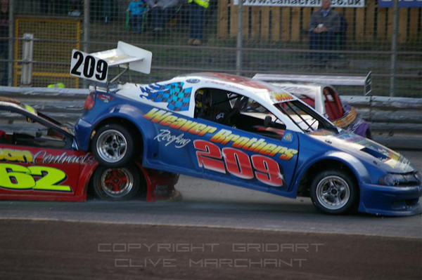 2011 Thunder 500 Championship - Clive Marchant