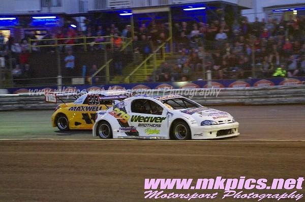 2014 Thunder 500 - Martin Kingston