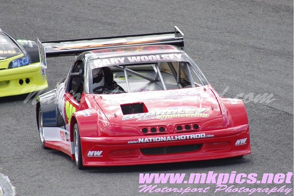 Hednesford National weekend practice sessions - Martin Kingston