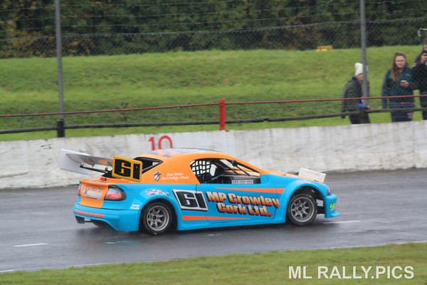 2018 World Series round 3 Ireland - Mike Looby