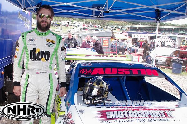 BTCC Driver Rob Austin's National Hot Rod Weekend - Martin Kingston