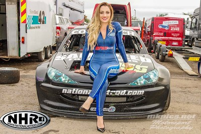 Trophy Girls & National Hot Rods - Martin Kingston