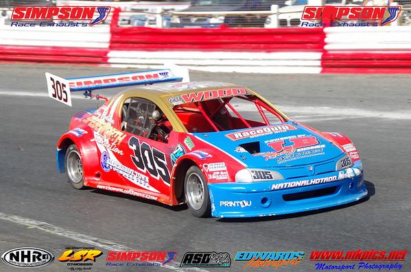 National Championship Saturday Qualifying Heats - MK