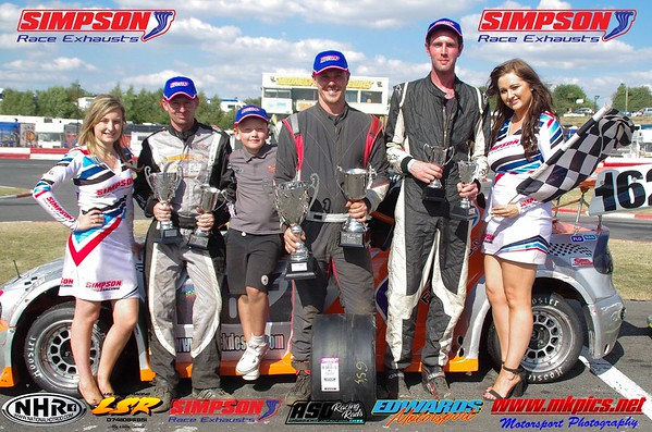 Simpson Race Exhausts NHRPA Championship / Cele Services Internations Cup Rnd 2  - MK
