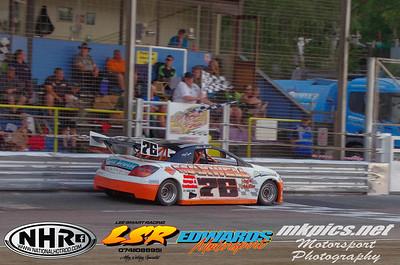 Wild Card Races , Ipswich Spedeweekend - Martin Kingston