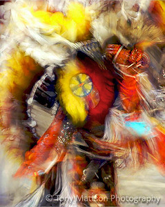 Pow Wow Colors