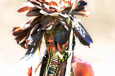 Eagle Feather Cap