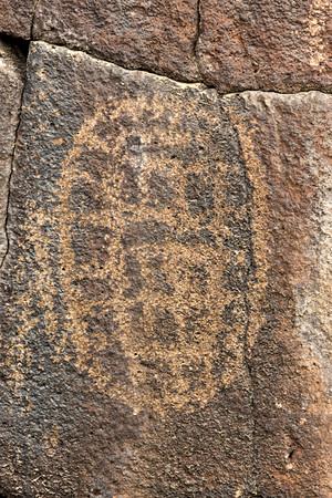Petroglyph, California