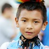 Native American Child.