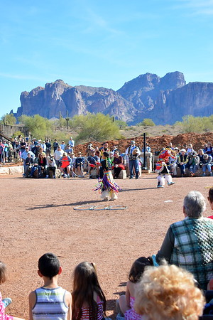 Native American Dancing @ Superstition Mountain Museum
