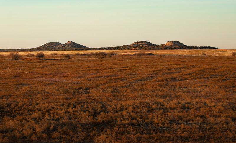 Medicine Mounds #1
