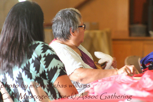 14 Calif Assoc Muscogee Creek Gathering