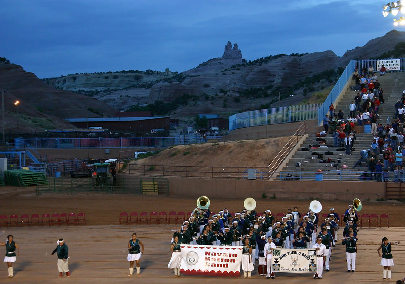 Red Rocks State Park is the site of the Ceremonials