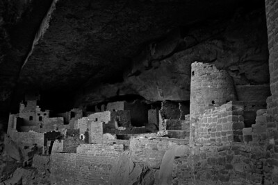 mesaverde_cliffpalace6_bw