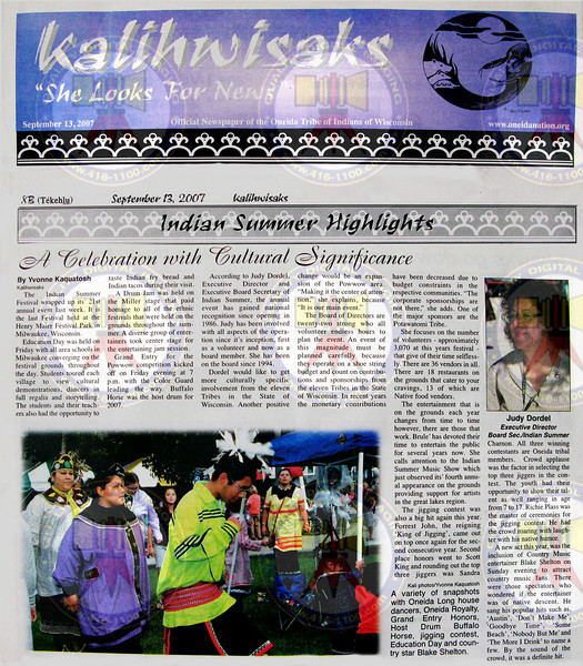 Indian Summer Article 13Sept2007