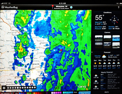 Saturday Morning... hoping this storm moves through the area ASAP... by 1pm most of the rain ceased; the afternoon was overcast, however, no rain; and for the 3pm Parade, the SUN was Honoring Our Warriors, Dancers, with special tribute to the men and women who serve and protect our country including veterans, active military personnel, first responders and law enforcement.