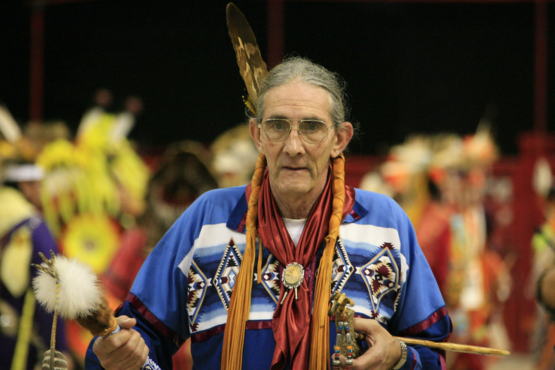 Seminole Indian 36th PowWow Hardrock Resort 10-Feb-2007 - (168)
