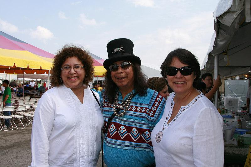 Seminole Indian 36th PowWow Hardrock Resort 10-Feb-2007 - (366)